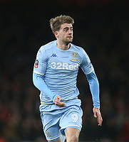 Leeds United's Patrick Bamford<br /> <br /> Photographer Rob Newell/CameraSport<br /> <br /> Emirates FA Cup Third Round - Arsenal v Leeds United - Monday 6th January 2020 - The Emirates Stadium - London<br />  <br /> World Copyright © 2020 CameraSport. All rights reserved. 43 Linden Ave. Countesthorpe. Leicester. England. LE8 5PG - Tel: +44 (0) 116 277 4147 - admin@camerasport.com - www.camerasport.com