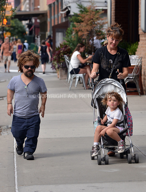 Peter Dinklage And Family Sighting 082715 Ace Pictures Inc