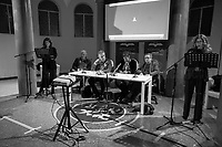 (From L to R) Nappi, Bongiovanni, Di Matteo, Resta, Lodato, Natoli.<br />