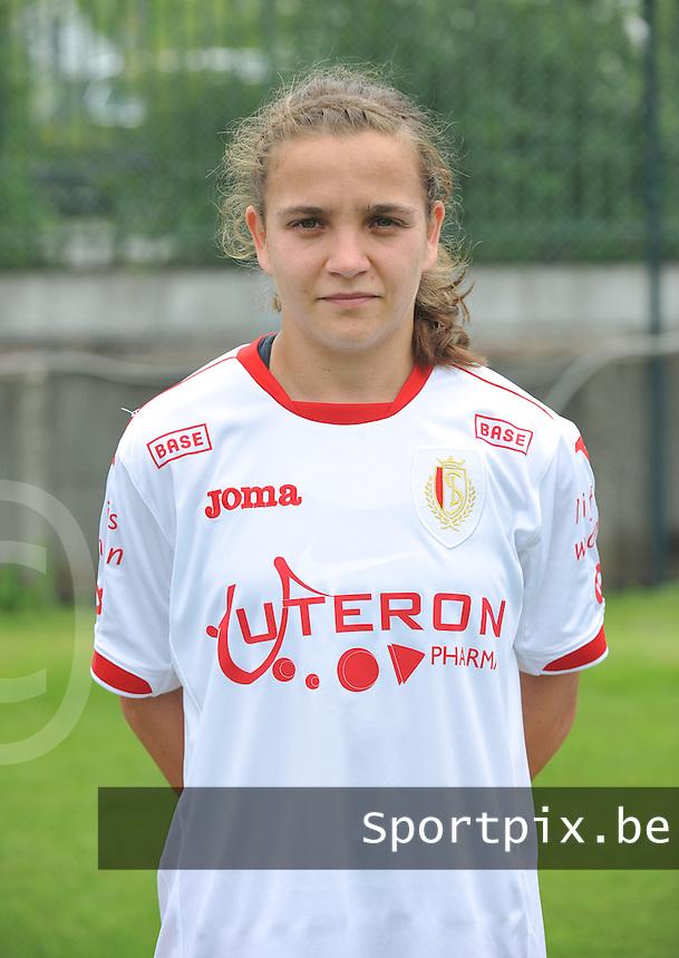 Standard Femina de Liege : Davina Philtjens.foto DAVID CATRY / Vrouwenteam.be