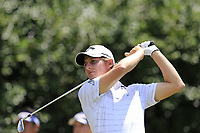 Emiliano Grillo (ARG) tees off the 14th tee during Thursday's Round 1 of the 2017 PGA Championship held at Quail Hollow Golf Club, Charlotte, North Carolina, USA. 10th August 2017.<br /> Picture: Eoin Clarke | Golffile<br /> <br /> <br /> All photos usage must carry mandatory copyright credit (&copy; Golffile | Eoin Clarke)