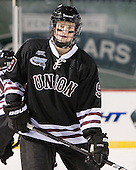 Daniel Carr (Union - 9) - The Union College Dutchmen defeated the Harvard University Crimson 2-0 on Friday, January 13, 2011, at Fenway Park in Boston, Massachusetts.