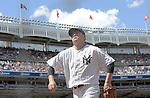 Masahiro Tanaka (Yankees), JULY 23, 2015 - MLB : New York Yankees starting pitcher Masahiro Tanaka walks in the second inning during a baseball game against the Baltimore Orioles at Yankee Stadium in New York, United States. (Photo by AFLO)