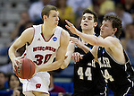 2011 NCAA Tournament: Sweet 16 - Butler vs Wisconsin