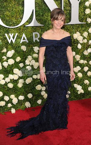 NEW YORK, NY - June 11: Sally Field attends the 71st Annual Tony Awards at Radio City Music Hall on June 11, 2017 in New York City.@John Palmer / Media Punch