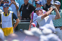 Brandt Snedeker (USA) watches his tee shot on 1 during round 1 of The Players Championship, TPC Sawgrass, at Ponte Vedra, Florida, USA. 5/10/2018.<br /> Picture: Golffile | Ken Murray<br /> <br /> <br /> All photo usage must carry mandatory copyright credit (&copy; Golffile | Ken Murray)