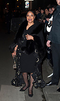 Actress Phylicia Rashad - Premiere of the film 'Jean Claude Van Johnson' at the Cinema Grand Rex on Boulevard Poissonnière in Paris, France, December 12 2017. # PREMIERE DE 'JEAN CLAUDE VAN JOHNSON' A PARIS