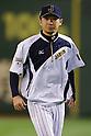 Chihiro Kaneko (JPN),<br /> NOVEMBER 15, 2014 - Baseball : <br /> 2014 All Star Series Game 3 between Japan 4-0 MLB All Stars <br /> at Tokyo Dome in Tokyo, Japan. <br /> (Photo by Shingo Ito/AFLO SPORT)[1195]