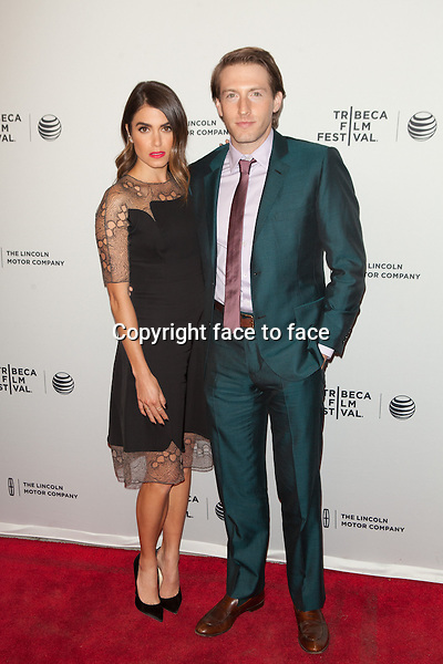 NEW YORK, NY - APRIL 24: Nikki Reed and Fran Kranz attend the premiere of 'Murder of a Cat' during the 2014 Tribeca Film Festival at SVA Theater on April 24, 2014 in New York City. <br />
