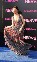 NEW YORK, NY-July 12: Juliette Lewis at Lionsgate presents the World Premiere of NERVE   at SVA Theater in New York. NY July 12, 2016. Credit:RW/MediaPunch