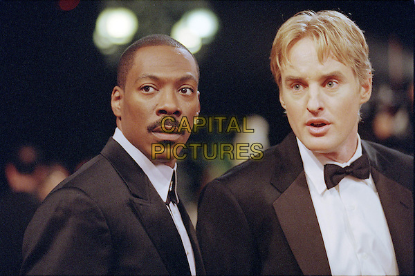 Eddie Murphy &amp; Owen Wilson<br /> in I Spy (2002) <br /> *Filmstill - Editorial Use Only*<br /> CAP/NFS<br /> Image supplied by Capital Pictures