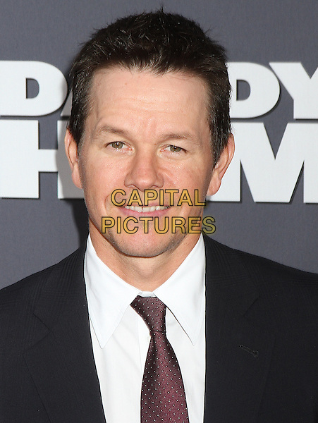 NEW YORK, NY - DECEMBER 13: Mark Wahlberg at the New York premiere of 'Daddy's Home' in New York, New York on December 13, 2015. <br /> CAP/MPI/RMP<br /> &copy;RMP/MPI/Capital Pictures