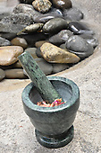 High Quality Photo of Mortar and Pestle