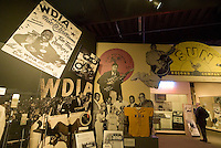 Memphis, Tennessee, February 2009. Smithsonian's Rock 'n Soul Museum is the place to get a grasp of the history of the blues, Rock 'n Roll, and soul music. The city of Memphis is the place where Blues and Soul Music grew famous. Photo by Frits Meyst/Adventure4ever.com