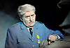 The Patriotic Traitor <br /> at Park Theatre, London, Great Britain <br /> press photocall <br /> 18th February 2016 <br /> <br /> Tom Conti as Philippe Petain<br /> <br /> <br /> <br /> <br /> Photograph by Elliott Franks <br /> Image licensed to Elliott Franks Photography Services