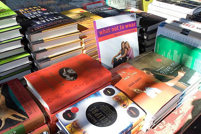 Brower's Books, Fillmore Street, San Francisco, California