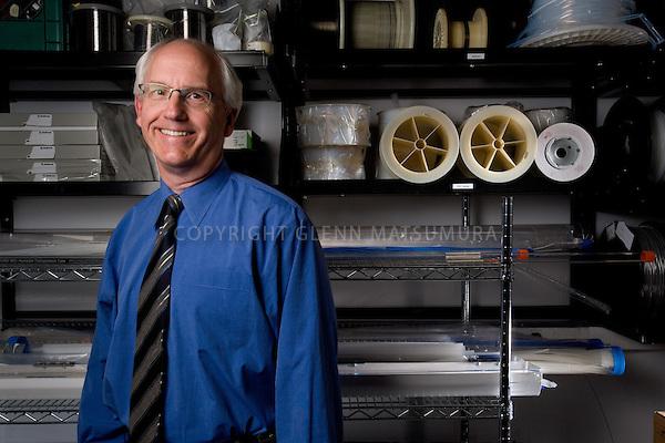 Paul Yock, Stanford bio-engineering professor