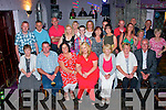 Mags keane,St Brendan's Pk,Tralee(seated centre)celebrated her 40th birthday last Saturday night in the Greyhound bar,Tralee along with many friends&family.