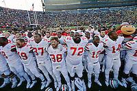 OSU vs Michigan 2013 football selects