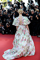 """CANNES - MAY 15:  Elle Fanning arrives to the premiere of """" LES MISÉRABLES """" during the 2019 Cannes Film Festival on May 15, 2019 at Palais des Festivals in Cannes, France.      <br /> CAP/MPI/IS/LB<br /> ©LB/IS/MPI/Capital Pictures"""