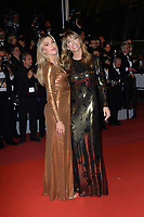 "CANNES, FRANCE. May 24, 2019: Sistine Rose Stallone & Jennifer Flavin at the Hommage to Sylvester Stallone and screening of ""Rambo: First Blood"" at the Festival de Cannes.<br /> Picture: Paul Smith / Featureflash"