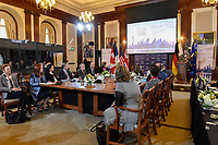 Acting Secretary of State John Sullivan participates in the G-7 Outreach Session with Non-G7 Women Foreign Ministers hosted by Canadian Foreign Minister Chrystia Freeland, in Toronto, Canada.