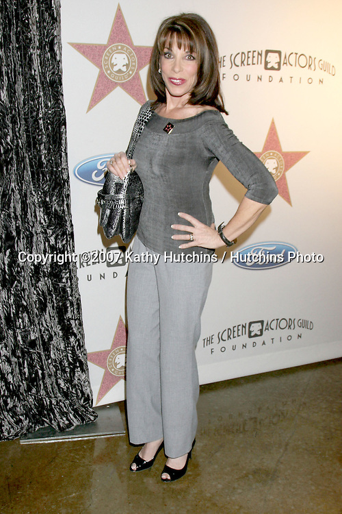 Kate Linder.Screen Actors Guild Award of Excellence Breakfast.Hollywood & Highland Annex.Los Angeles,  CA.October 25, 2007.©2007 Kathy Hutchins / Hutchins Photo...               .