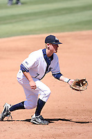 Chris Engell, San Diego Toreros, playing in the NCAA Tempe Regional against Hawaii Rainbows at Packard Stadium, Tempe, AZ - 06/04/2010.  Photo By Bill Mitchell / Four Seam Images