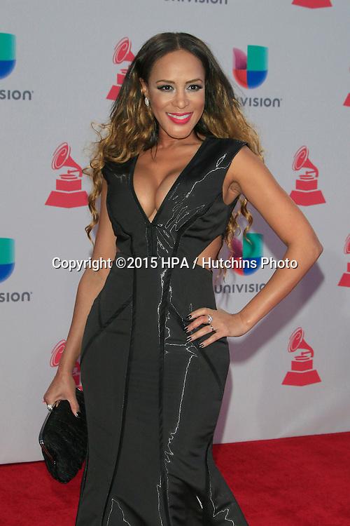 LAS VEGAS - NOV 19:  Marger Sealey, MG at the 16th Latin GRAMMY Awards at the MGM Grand Garden Arena on November 19, 2015 in Las Vegas, NV