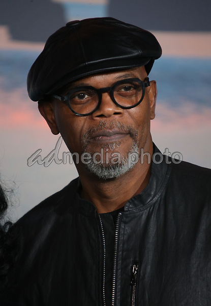 "08 March 2017 - Hollywood, California - Samuel L. Jackson. ""Kong: Skull Island"" Los Angeles Premiere held at Dolby Theatre. Photo Credit: AdMedia"