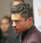 Dominic Cooper attend 'The Escape' premiere during the 2017 Toronto International Film Festival at TIFF Bell Lightbox on September 12, 2017 in Toronto, Canada.