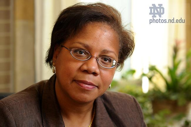 Denise Shorey for Access Newsletter..Photo by Matt Cashore/University of Notre Dame