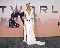 "LOS ANGELES - MAR 5:  Angela Serafyan at the ""Westworld"" Season 3 Premiere at the TCL Chinese Theater IMAX on March 5, 2020 in Los Angeles, CA"
