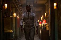 Hotel Artemis (2018) <br /> Sterling K. Brown<br /> *Filmstill - Editorial Use Only*<br /> CAP/MFS<br /> Image supplied by Capital Pictures