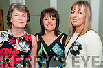 Nano Nagle Social : Pictured at the nnual social in aid of the Nano Nagle School, Listowel  held in the Listowel Arms Hotel on Friday night last were Tess Carroll, Anne Horgan & Noelle West.