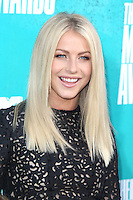 Julianne Hough at the 2012 MTV Movie Awards held at Gibson Amphitheatre on June 3, 2012 in Universal City, California. ©mpi29/MediaPunch Inc.
