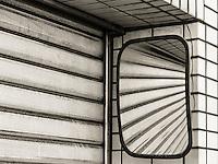 Garage Door in Ota, Japan 2014.