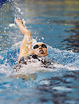 19 MAR 2016: Danielle Galyer competes in the 200 Yard Backstroke final during the Division I Women's Swimming & Diving Championship held at the Georgia Tech Aquatic Center in Atlanta, GA. Galyer would win the event with a pool record of 1:49.71. David Welker/NCAA Photos