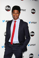 Alfred Enoch<br /> TGIT Premiere Event for Grey's Anatomy, Scandal, How to Get Away With Murder, Palihouse, West Hollywood, CA 09-20-14<br /> David Edwards/DailyCeleb 818-249-4998