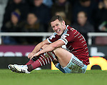 West Ham's Kevin Nolan looks on dejected<br /> <br /> Barclays Premier League- West Ham United vs Manchester United  - Upton Park - England - 8th February 2015 - Picture David Klein/Sportimage