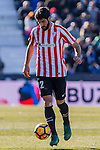 Atletic de Bilbao's Raul Garcia during the match of La Liga between Leganes and Athletic Club at Butarque Stadium  in Madrid , Spain. January  14, 2017. (ALTERPHOTOS/Rodrigo Jimenez)