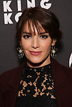 """Kelli Barrett attends the Broadway Opening Night of """"King Kong - Alive On Broadway"""" at the Broadway Theater on November 8, 2018 in New York City."""