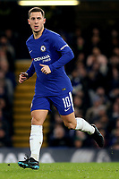 Eden Hazard of Chelsea during Chelsea vs Arsenal, Caraboa Cup Football at Stamford Bridge on 10th January 2018