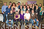 6635-6639.Happy Birthday - Cindy Broderick from Ballygologue, Listowel, seated centre having a ball with family and friends at her 40th birthday party held in The Listowel Arms Hotel on Saturday night......................................................................................................................... ............
