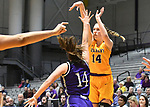 Holy Cross defeats Albany 56-50 in a nonconference game on November 25, 2018 at SEFCU Arena in Albany, New York.  (Bob Mayberger/Eclipse Sportswire)