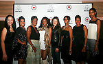 Kristen Stevens, Marlene Duperley, Jocelyn Taylor, Setor Attipoe, Vanessa Chakour, Shermian P.  Daniel, MD, Celeste Johnny and Maya Haile Attend Beauty and the Beat Vol 2: Heroines for Haiti Hosted by Actress Bobbi Baker-James With DJ Jon Quick Select, The Hip Hop Loves Foundation and Love No Limit Honoring Model Maya Haile, Doris Haircare CEO Marlene Duperley, JRT Multimedia LLC Founder Jocelyn Taylor, Lamb to a Lion Productions CEO Setor Attipoe, Wagner Wolf Publishing CEO and Author Shermian P. Daniel, MD, Cute Beltz Clothing Company Owner Kristen Stevens, Johnny Vincent Swimwear Owner and Chief Designer Celeste Johnny and Visual Artist and Hip Hop Loves Boxing Programs in NYC and LA Founder Vanessa Chakour - Music by DJ Vidal, DJ CEO and DJ Jon Quick Held at Cielo, New York 3/25/2011