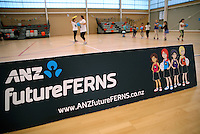 09.04.2016 ANZ Netball Kids day in Wellington. Mandatory Photo Credit ©Michael Bradley.