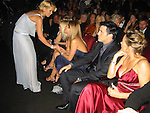 Christina Applegate, Jennifer Aniston, Matt Le Blanc &amp; wife Melissa McKnight<br />