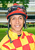 Ever Argueta at Delaware Park on 9/21/15