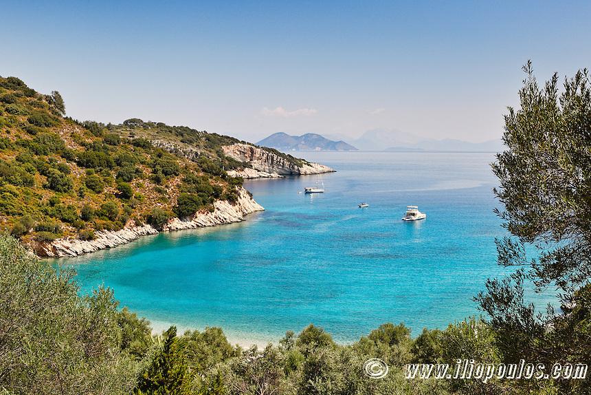Filiatro in Ithaki island, Greece